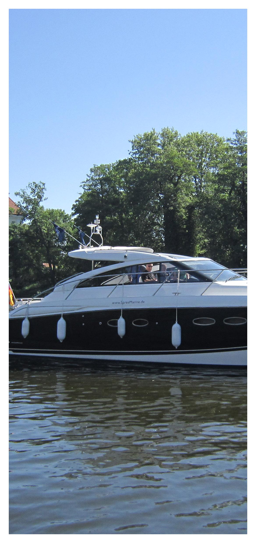 Gutschein für einen Bootsführerschein Motiv Neutral
