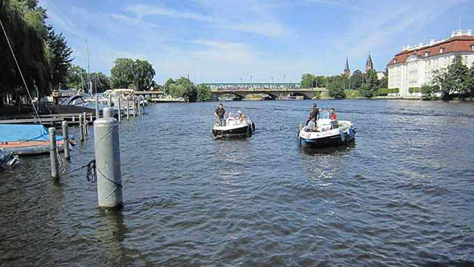 Bootsschulung-Berlin Unsere Boote
