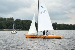 Segelboot-Dyas Bootsschulung.de segelschein und segelschule