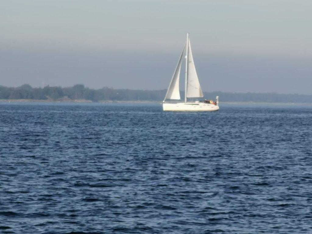 Segelfahrt nach Ystad in Schweden 8