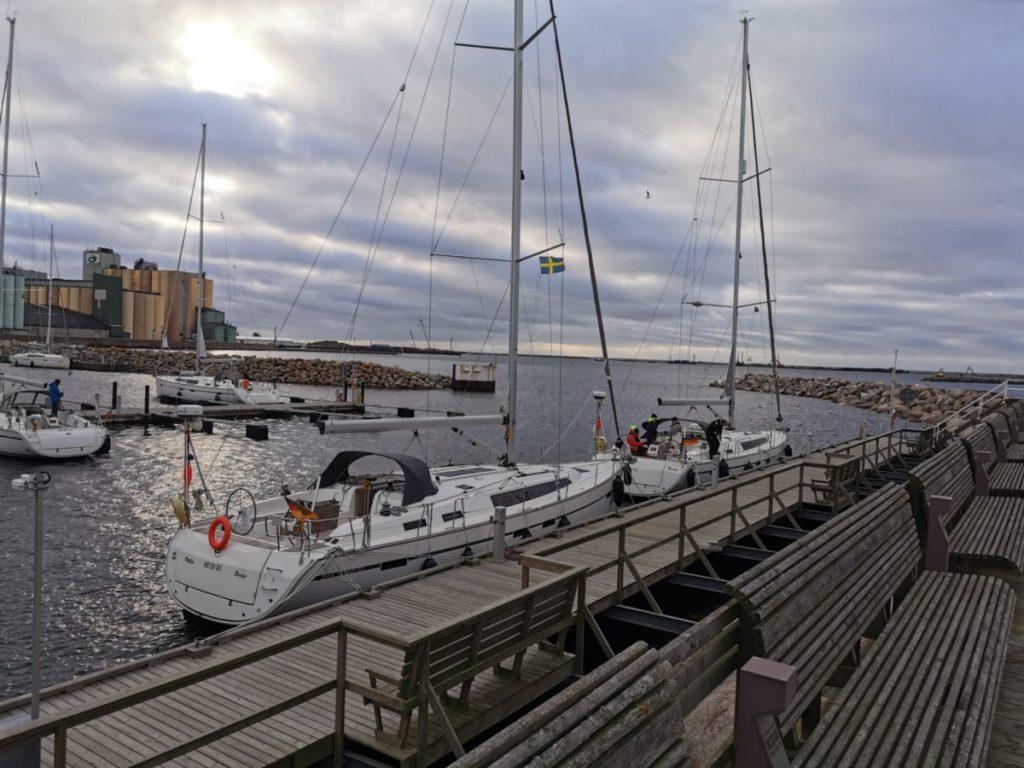Segelfahrt nach Ystad in Schweden 4