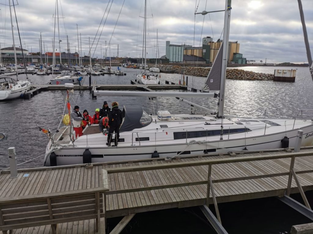 Segelfahrt nach Ystad in Schweden 5
