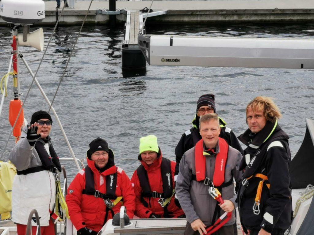 Segelfahrt nach Ystad in Schweden 6