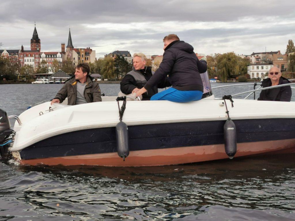 Bootsführerschein Praxistraining 3
