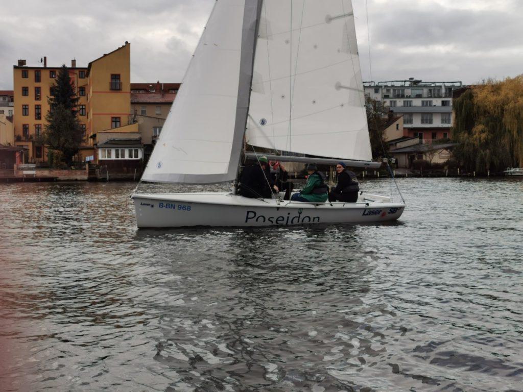 Bootsführerschein Praxistraining 1