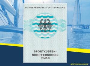 Sportküsten-Schifferschein Praxistörn