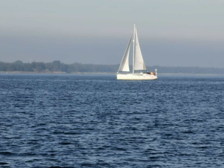 Segelfahrt Bootsschulung