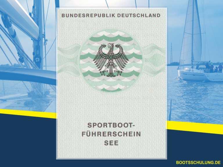 Sportbootführerschein See (SBF See)